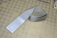 3m Sew On Reflective Tape 2 Wide 9 Ft Long Silver Safety Clothing Hat Cap