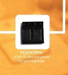 2PCs PCA9539PW PCA9539 16-bit I2C-bus and SMBus low power I