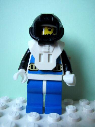 LEGO Minifig aqu003 @@ Aquanaut 3-6195