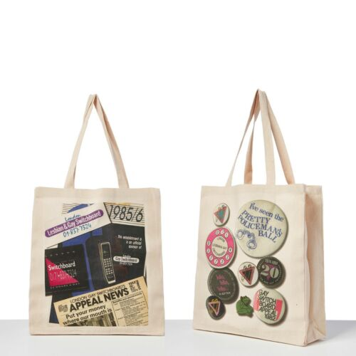 Switchboard archive tote bag