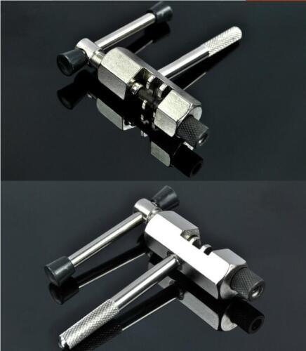 US FAST Cycling Bicycle Steel Chain Breaker Splitter Cutter Repair Tool Silver