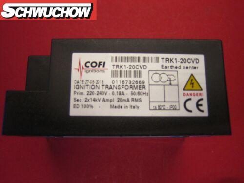 Cofi TRK1-20CVD Transformateur Système D/'Allumage Lavorwash Biemmedue ITM