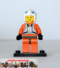 Lego ® Star Wars minifigura, figuras, sw012, sw012a, Dack Ralter, 4500, 7130