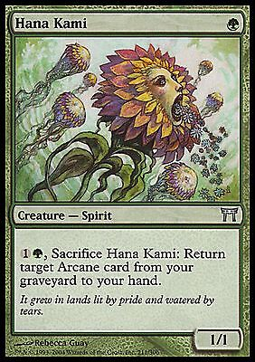 Strength of Cedars X4 EX//NM Champions Of Kamigawa MTG Magic Card Green Uncommon