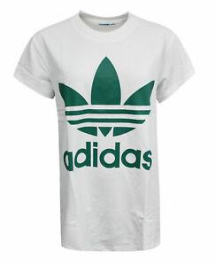 Mujer adidas BF Trefoil tee Camiseta