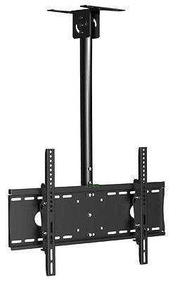 "Lockable Ceiling TV Mount 40 42 46 47"" 50"" 52"" 55"" Samsung Sony Sharp Vizio LG"
