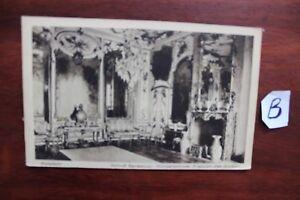 Carte Postale Berlin Potsdam A Interdit Sanssouci Concert Chambre Friedrich Du Grand-afficher Le Titre D'origine