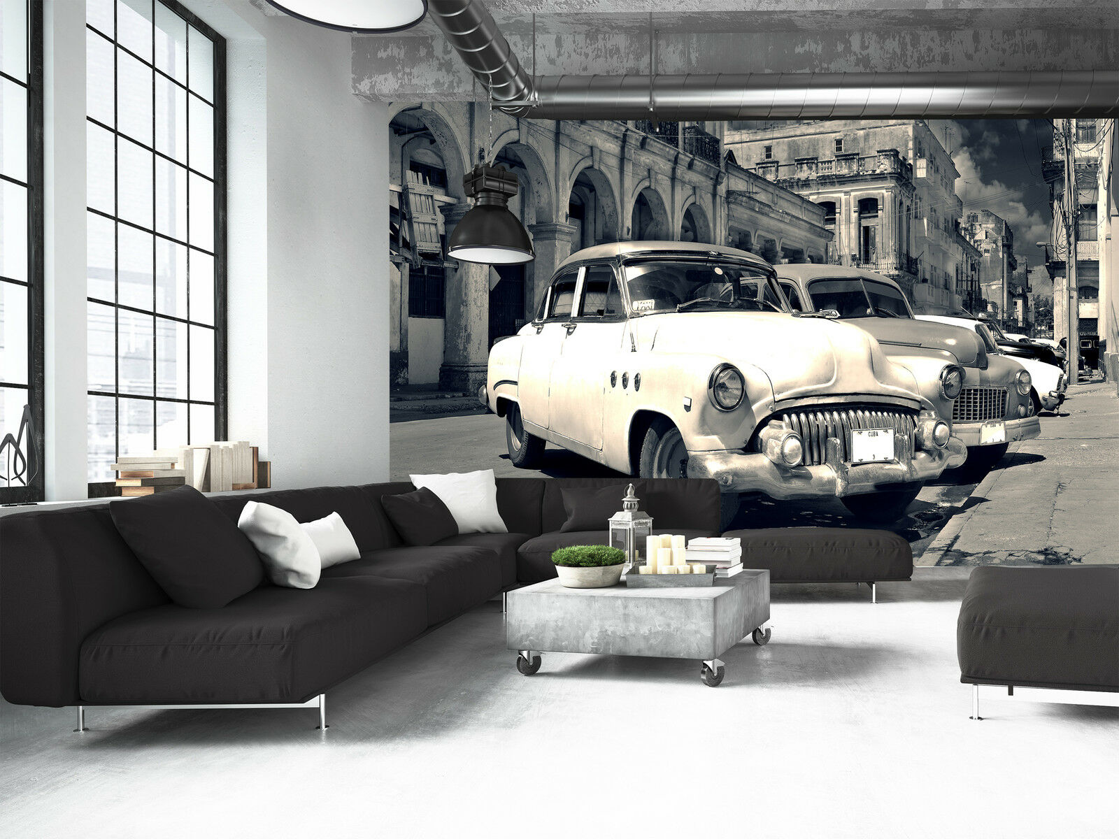 Old Havana  Wall Mural Photo Wallpaper GIANT DECOR Paper Poster Free Paste