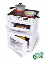 Casdon Hotpoint Electronic Cooker Children Oven Grill Kid Toy Gift Role Play