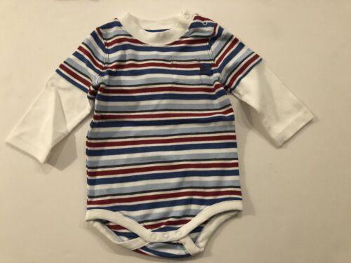 NEW GYMBOREE Baby Boy 3-6 6-12 18-24 MINI AVIATOR Bodysuit With Snaps NWT