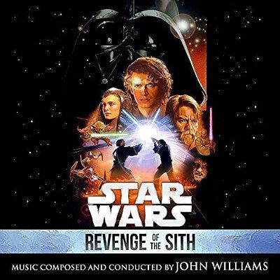 Star Wars Episode Iii Revenge Of The Sith John Williams Original Soundtrack Ebay
