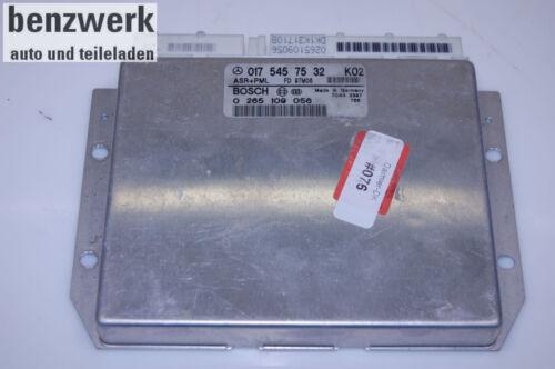 Mercedes W210 W202 W208 Steuergerät ASR PML 0175457532