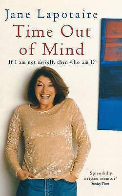 """""""AS NEW"""" Lapotaire, Jane, Time Out Of Mind, Paperback Book"""