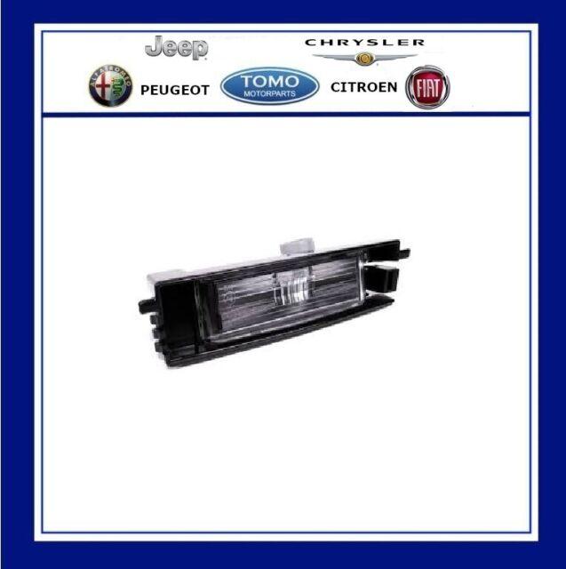 New Genuine Citroen C1 MK2 Peugeot 108 Rear Number Plate Light Unit B000977880
