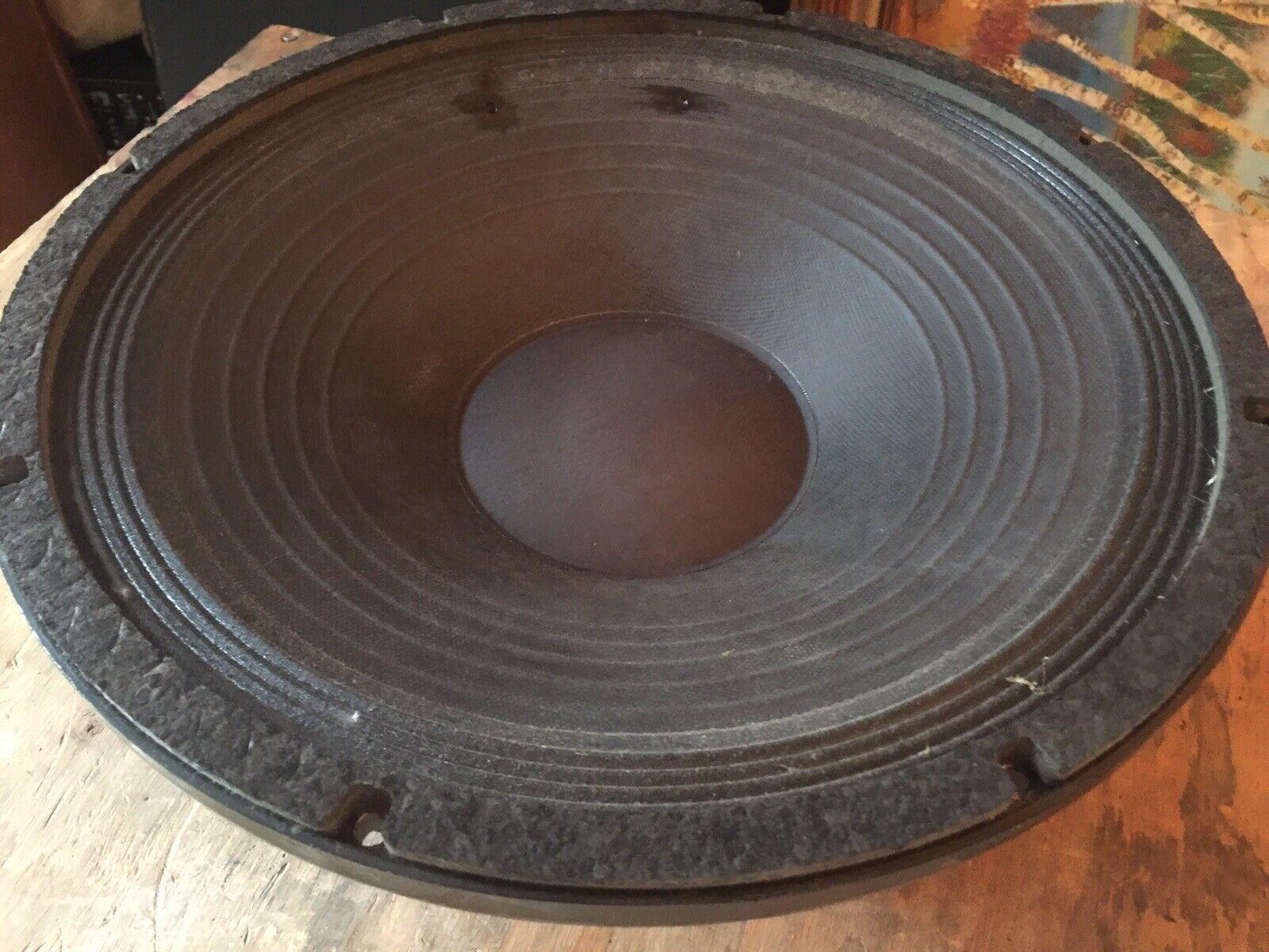 Emience 86-524-04 15  Bass Speaker for AMPEG 115 Cab
