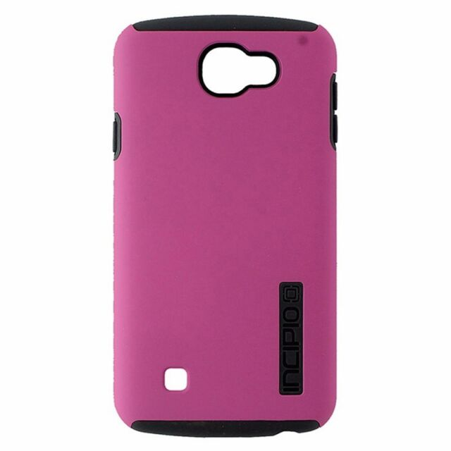 official photos 727cd 16765 Incipio LG K4 Dual Pro Case - Pink / Grey