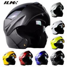 ILM Modular Motorcycle Helmet Bike Helmet Full Face Motorbike Cycling Helmet DOT