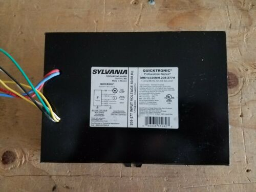 Syl QHE 1x320 MH 208v 277v Electroinc Metal Halide Ballast 51982