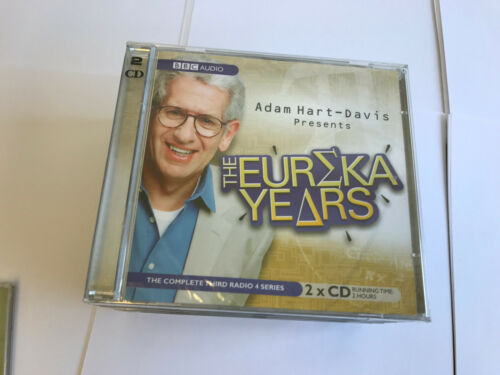 1 of 1 - Adam Hart-Davis Presents Eureka Years Adam Hart-Davis (CD-Audio, 2007 NEW SEALED