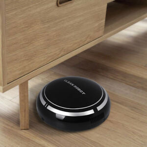 Automatic-Smart-Robot-Vacuum-Cleaner-Edge-Cleaning-Suction-Dust-Sweeper-Battery