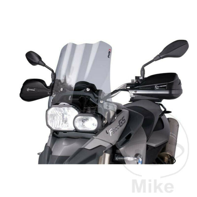 BMW F650GS Twin F800GS + Adventure Touring Screen Windshield Disc Puig Transp