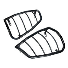 For 05 10 Jeep Grand Cherokee Tail Light Guards Black Brand New