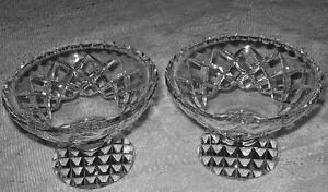 PAIR-OF-LOVELY-VINTAGE-24-LEAD-CRYSTAL-COMPOTES-in-GREAT-CONDITION