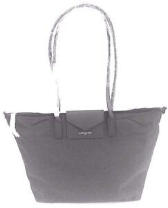 L Tissu Enduit Main À Cuir Sac Lancaster Shopping Paris Bag Et pOfqZ1
