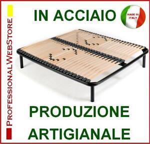 Rete Letto Per Materasso In Memory Lattice Reti Cm 165 X 190 195 200 205 210 215 Ebay