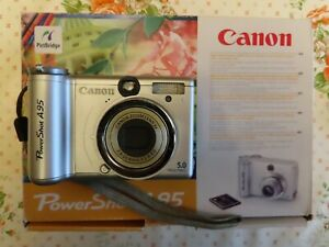 Appareil photo numérique PowerShot A95 CANON HS