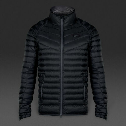010 Taille Fill Medium Foncé 822862 Nike Jacket Down Gris Noir U5z7q