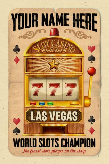 Slot Machine Names
