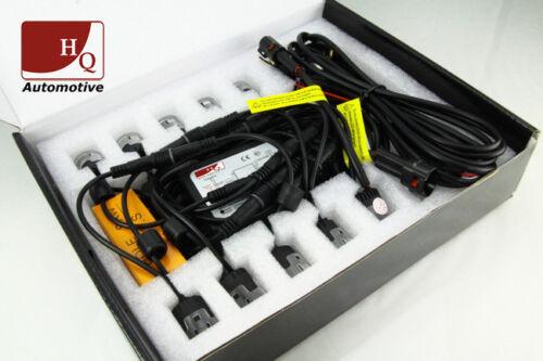 High Quality DRL Multi shape Daytime Running Lights 10-LED CREE HQ-V20 A