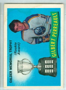 Gilbert-Perreault-1971-72-O-Pee-Chee-OPC-039-71-Hockey-Card-246-EX-Calder-Trophy