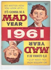 Mad-Magazine-61-1961-EC-Comics-VF-NM-9-0