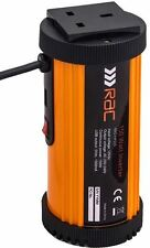 RAC 150w Power Inverter DC 12V to AC 230V Car Adapter USB  Charger Converter