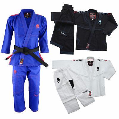 Jiu Jitsu Gi Uniform MMA A3 Brazilian Fight Wear Spartacus Edition II BJJ