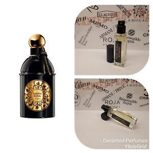 Guerlain Santal Royal 17ml Extract Based Eau De Parfum Fragrance