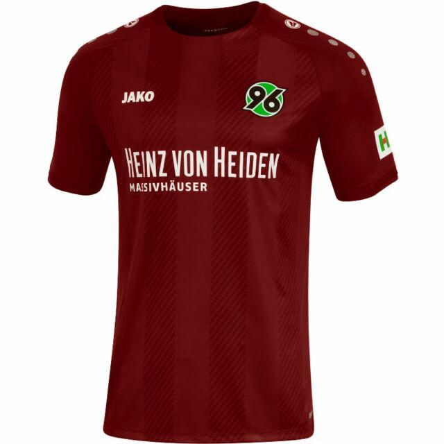 JAKO Hannover 96 Trikot heim 2018/2019 mit Unterschriften ...