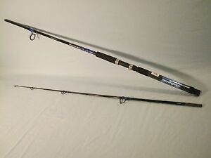 Shakespeare tidewater saltwater pier surf spinning rod for Best pier fishing rod
