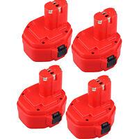 4x 14.4v 2.0ah Battery For Makita 1420 1422 1051d 1051dwa 1051dwd 14.4 Volt