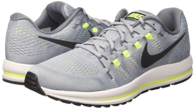 Nike Air Zoom Vomero 12 Blue Black Men Running Shoes SNEAKERS ... 97976471f