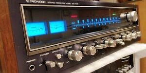 Pioneer SX-7730 (SX-737) AM/FM Stereo Receiver (1974-76)