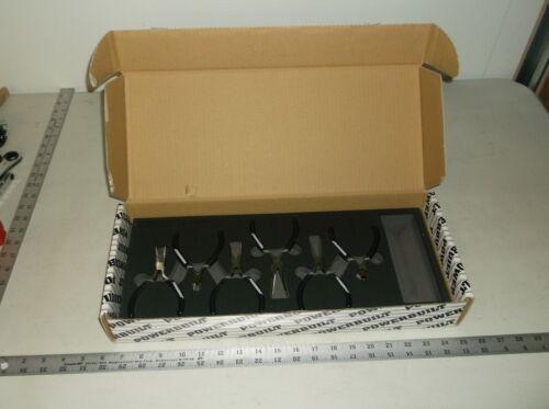 Powerbuilt Pro Tech 6 Piece Professional Mechanics Pliers Set #949021