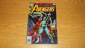Details about AVENGERS MARVEL COMICS 1963 SERIES #185 QUICKSILVER/SCARLET  WITCH ORIGIN STORY