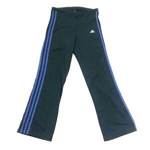 Caricamento dell immagine in corso Adidas-da-Donna-Athleisure-Pantaloni -L-Climalite-Nero- ce08056df3de