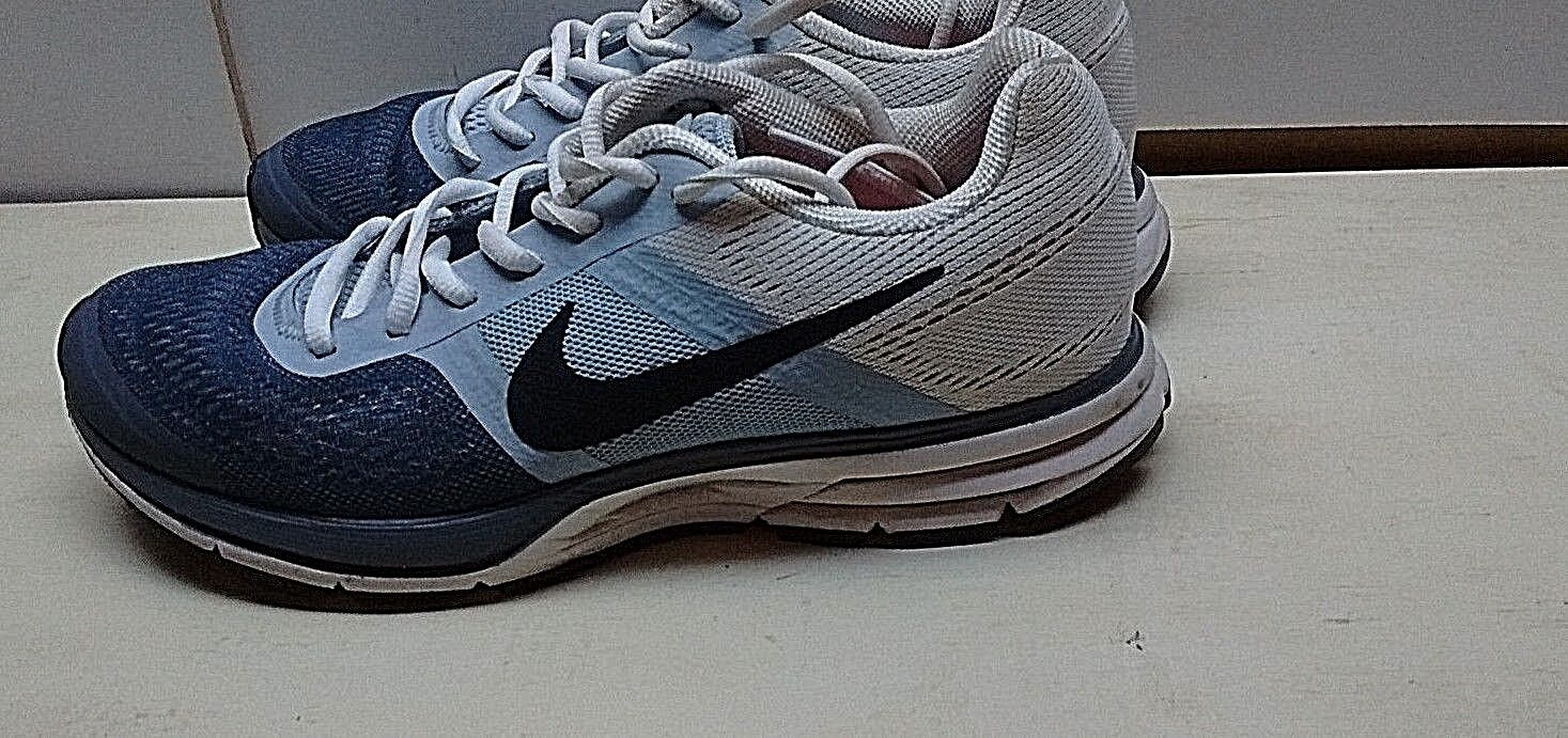 Nike Air Pegasus 30 Women Synthetic Blue Athletic Sneakers Running Lace Shoes 9M