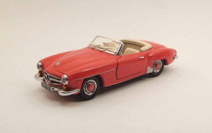 Rio 4358-mercedes 190 sl rouge - 1955 1 43   nouveaux styles les plus en vogue