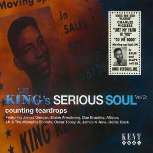 KING-039-S-SERIOUS-SOUL-VOLUME-2-Various-NEW-amp-SEALED-SOUL-CD-KENT-R-amp-B-NORTHERN