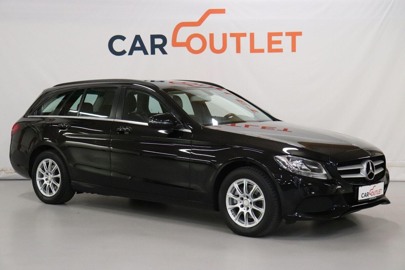 Mercedes C200 d 2,2 Business stc. aut. 5d - 199.900 kr.